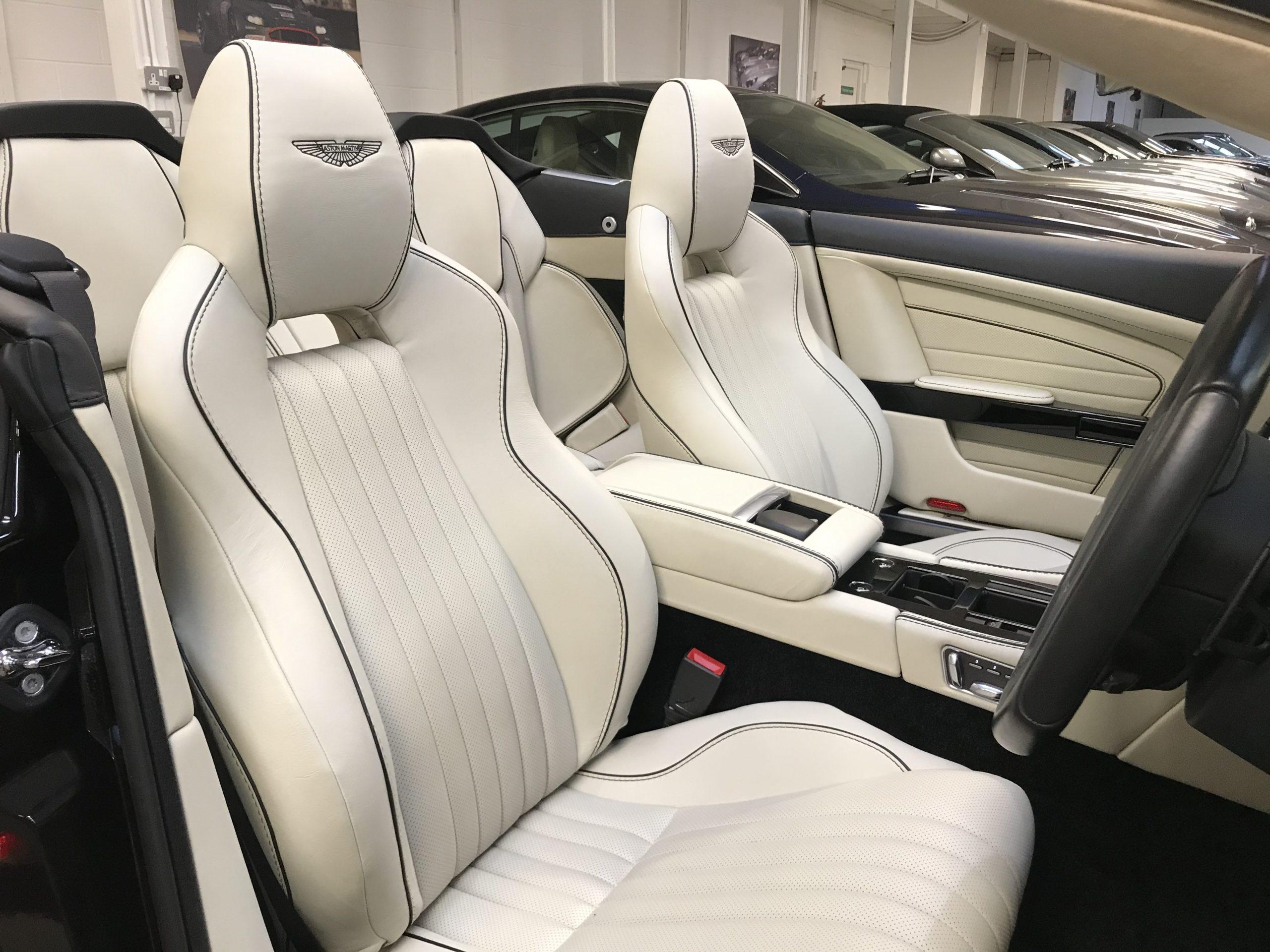 Used Aston Martin DB9 GT Volante