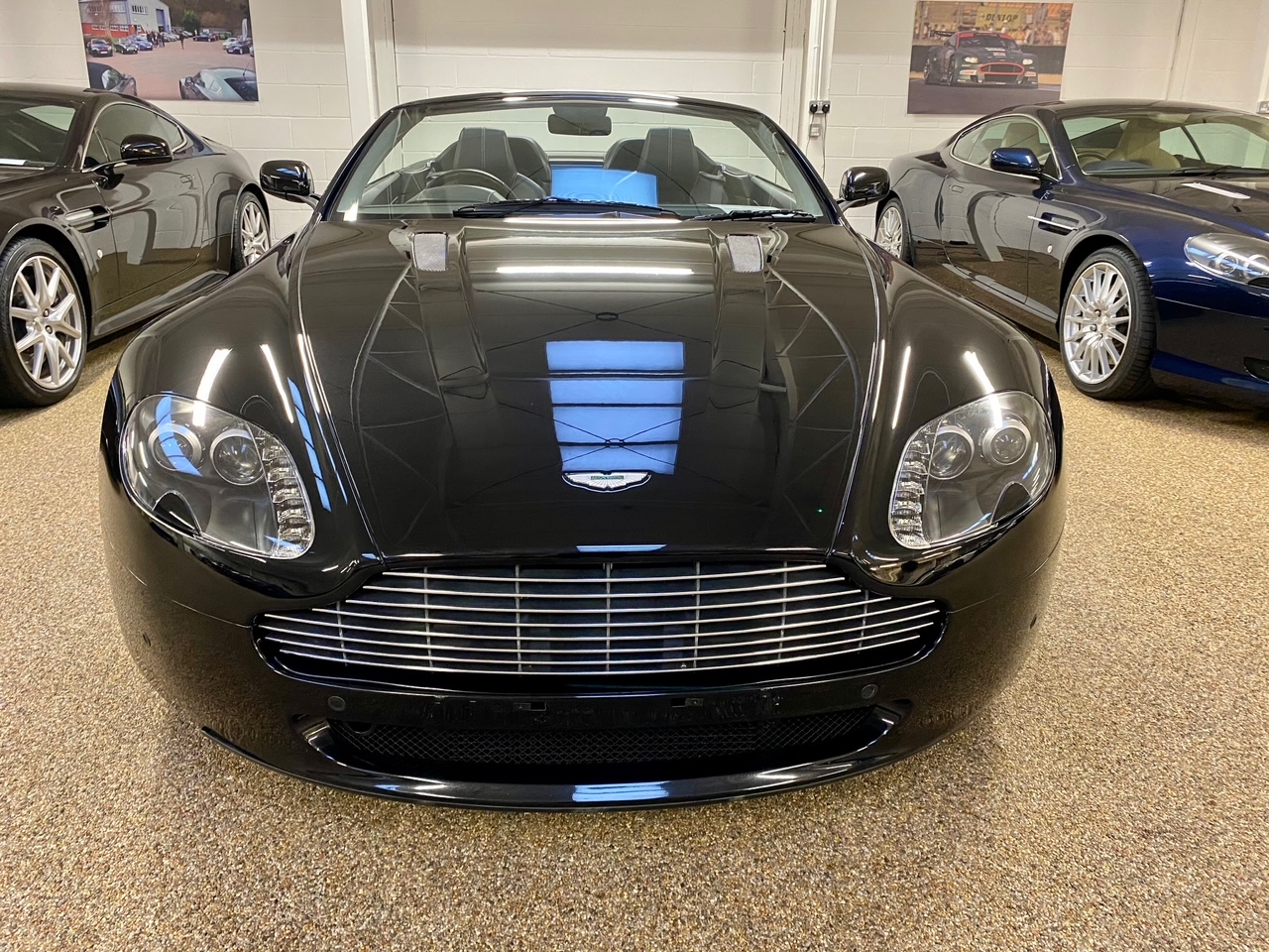 Used Aston Martin Roadster