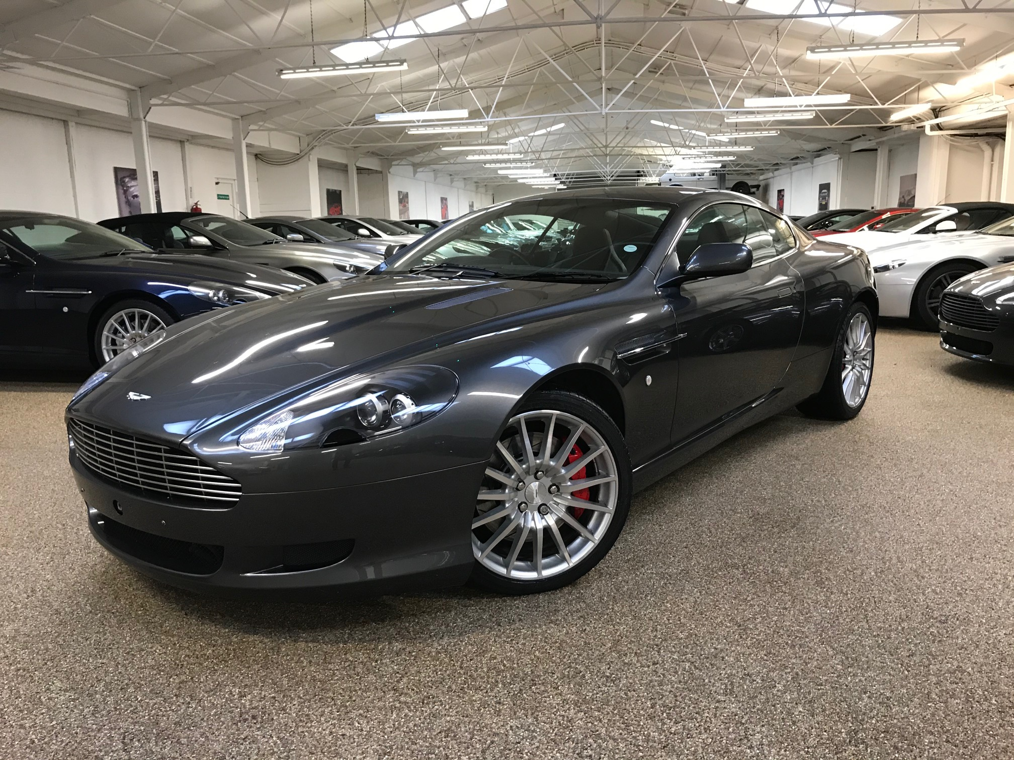 Used Aston Martin DB9 For Sale
