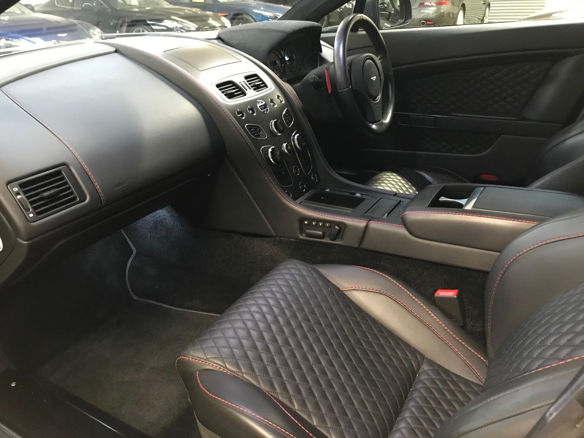 Used Aston Martin Vantage N430