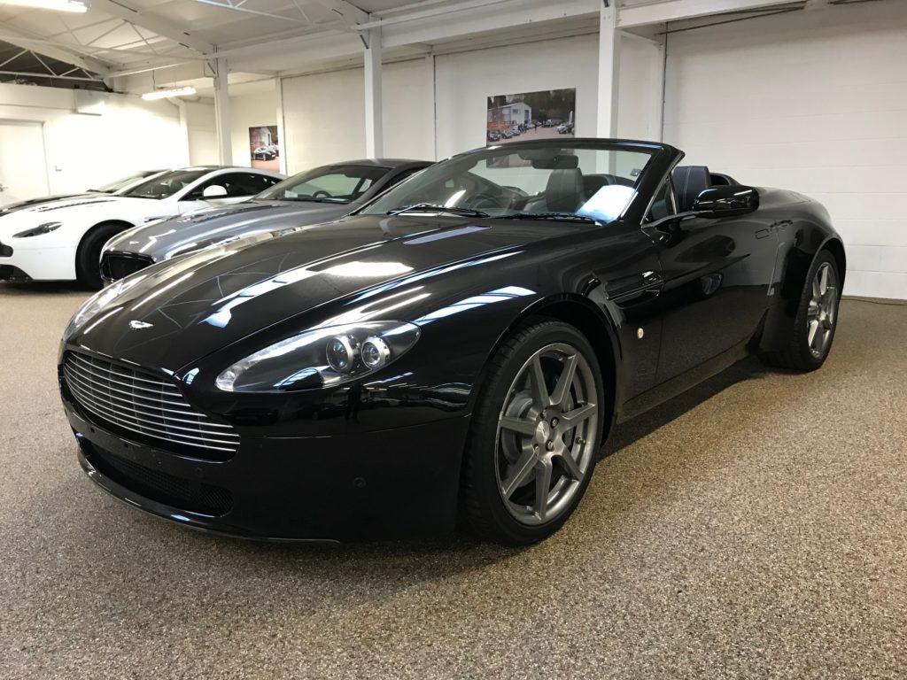 Used Aston Martin Vantage
