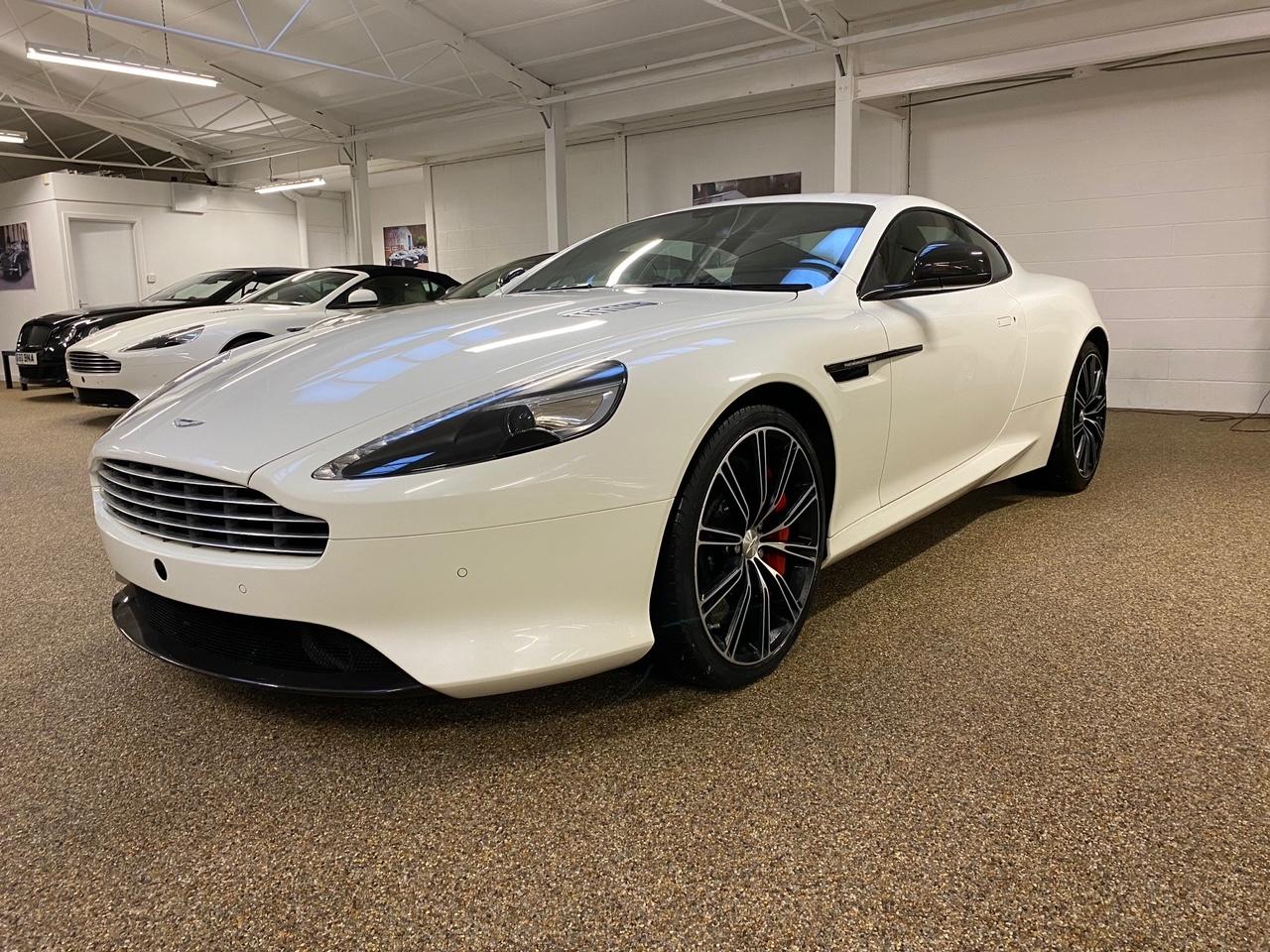 Used Aston Martin DB9 Carbon Edition