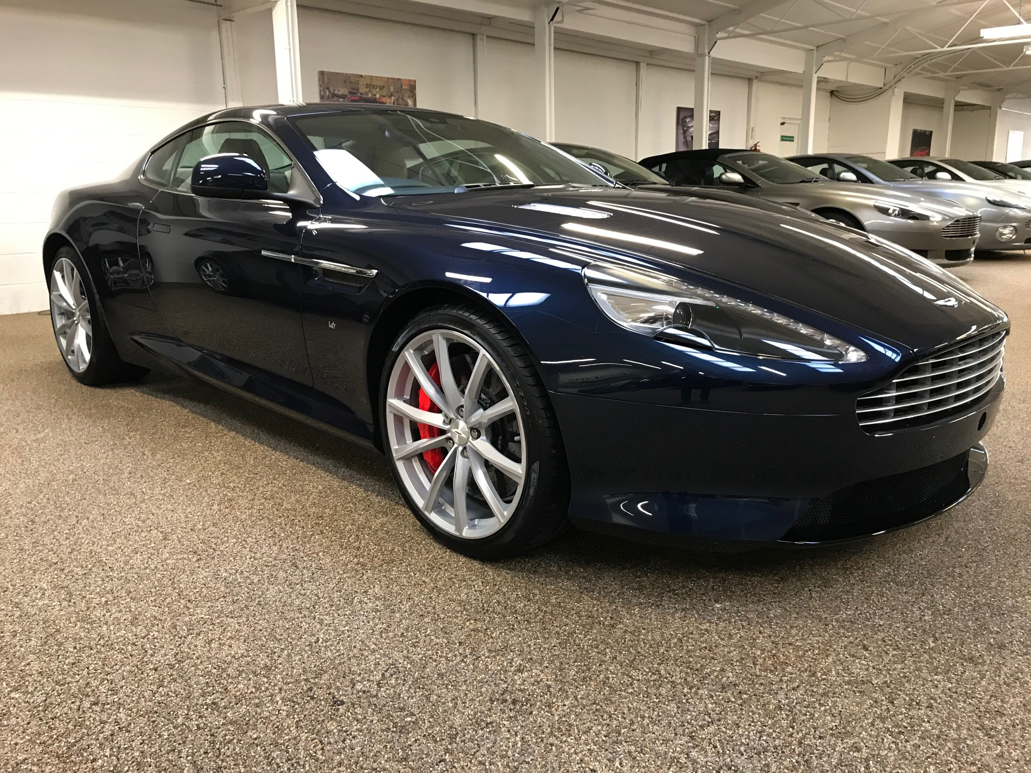 Used Aston Martin DB9 GT For Sale