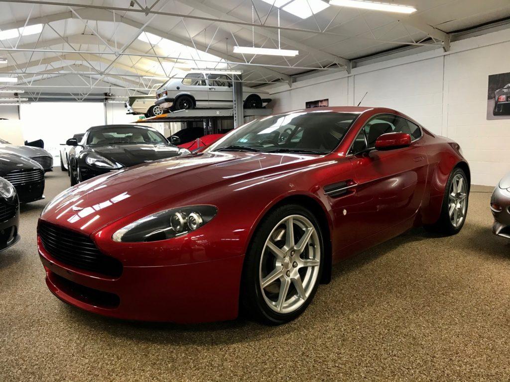 Used Aston Martin Toro V8 Vantage For sale