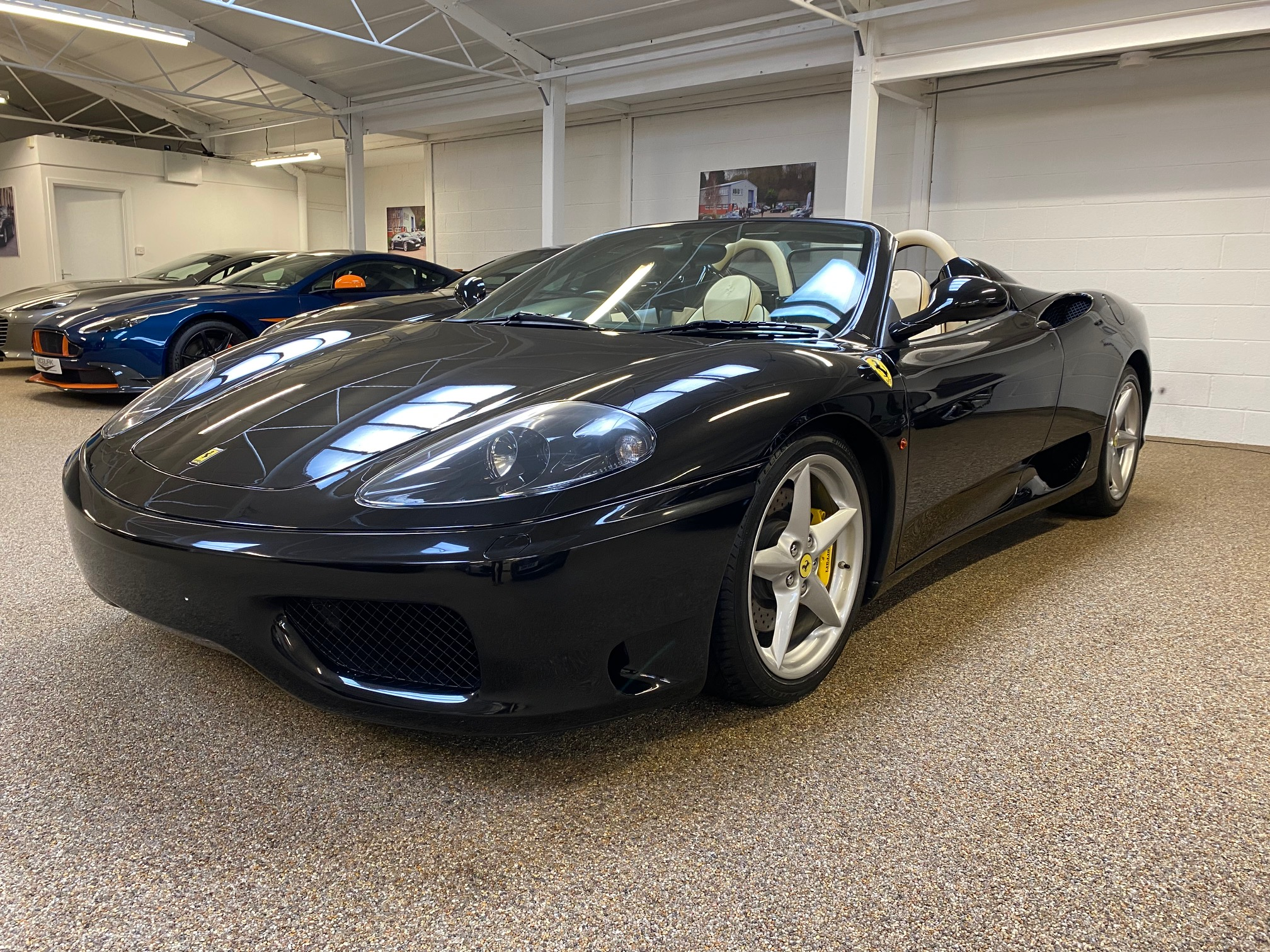 used Ferrari 360 Spider for sale