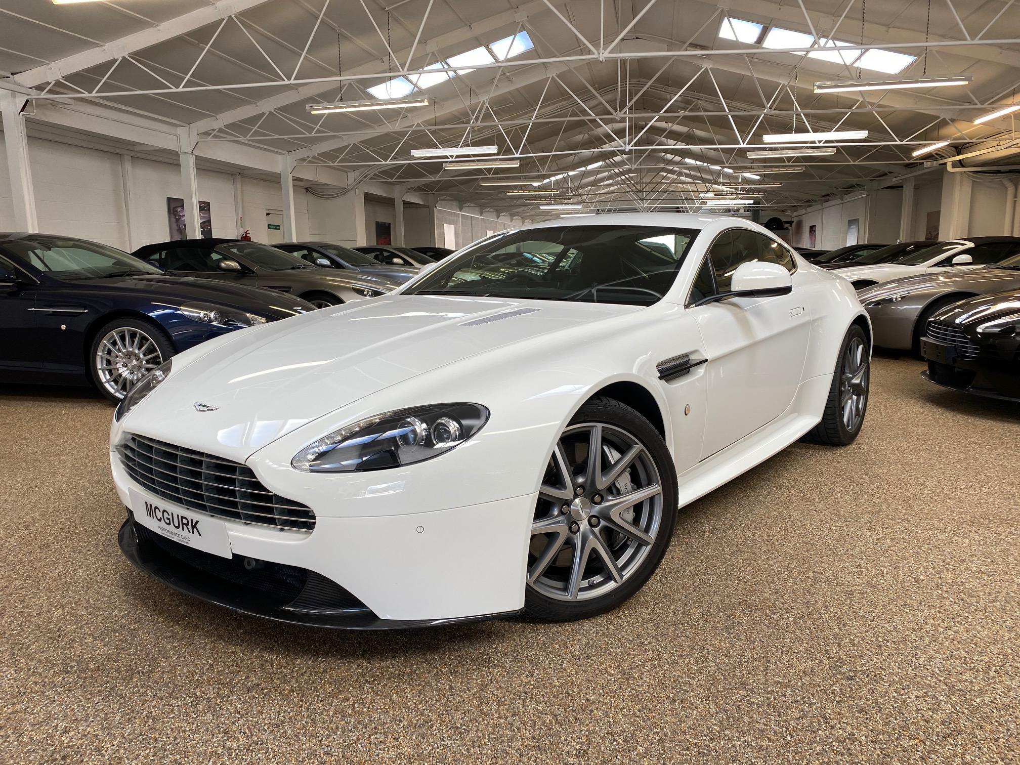 Used Aston Martin Vantage S