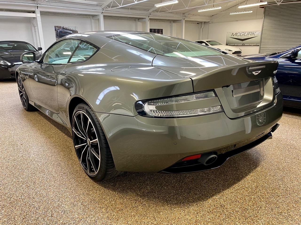 Used Aston Martin DB9 GT