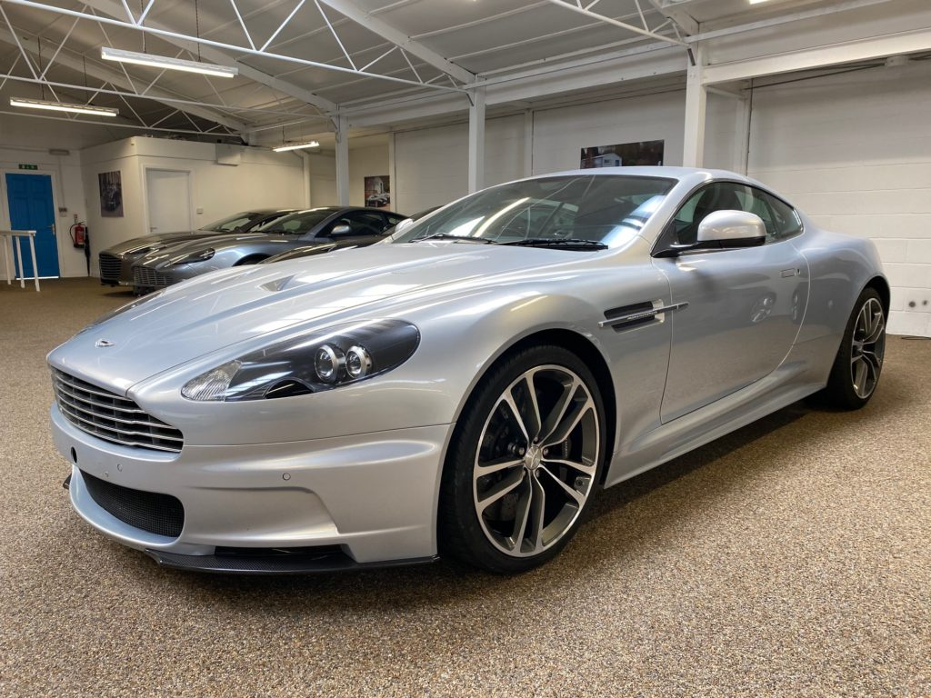 Used Aston Martin DBS Coupe for sale