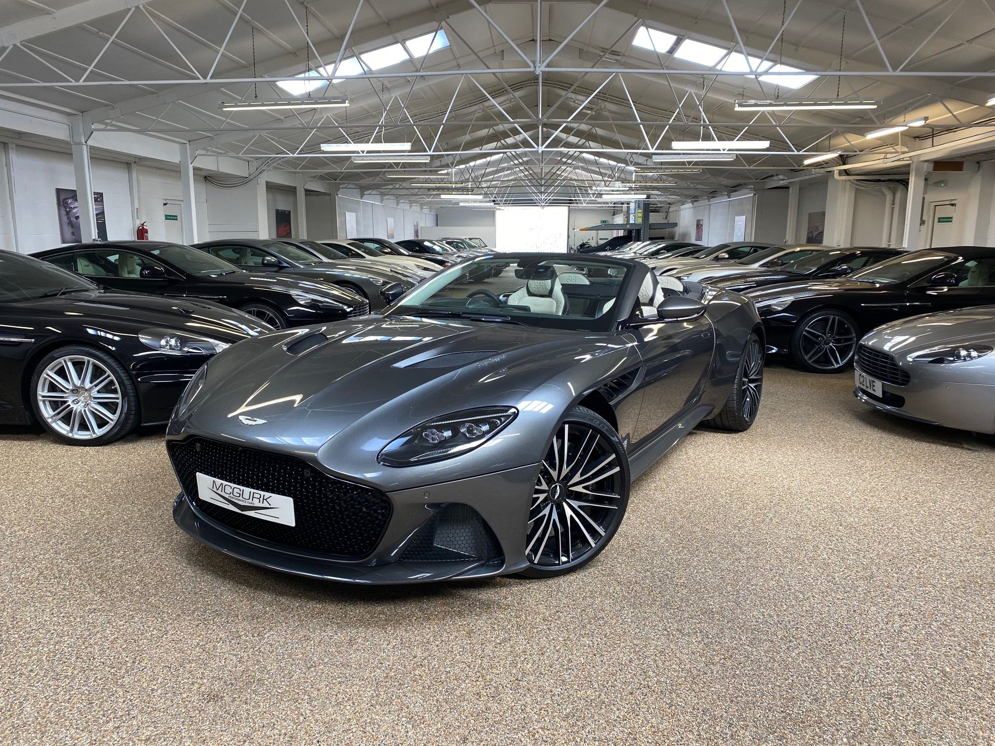 DBS Superleggera Volante for sale