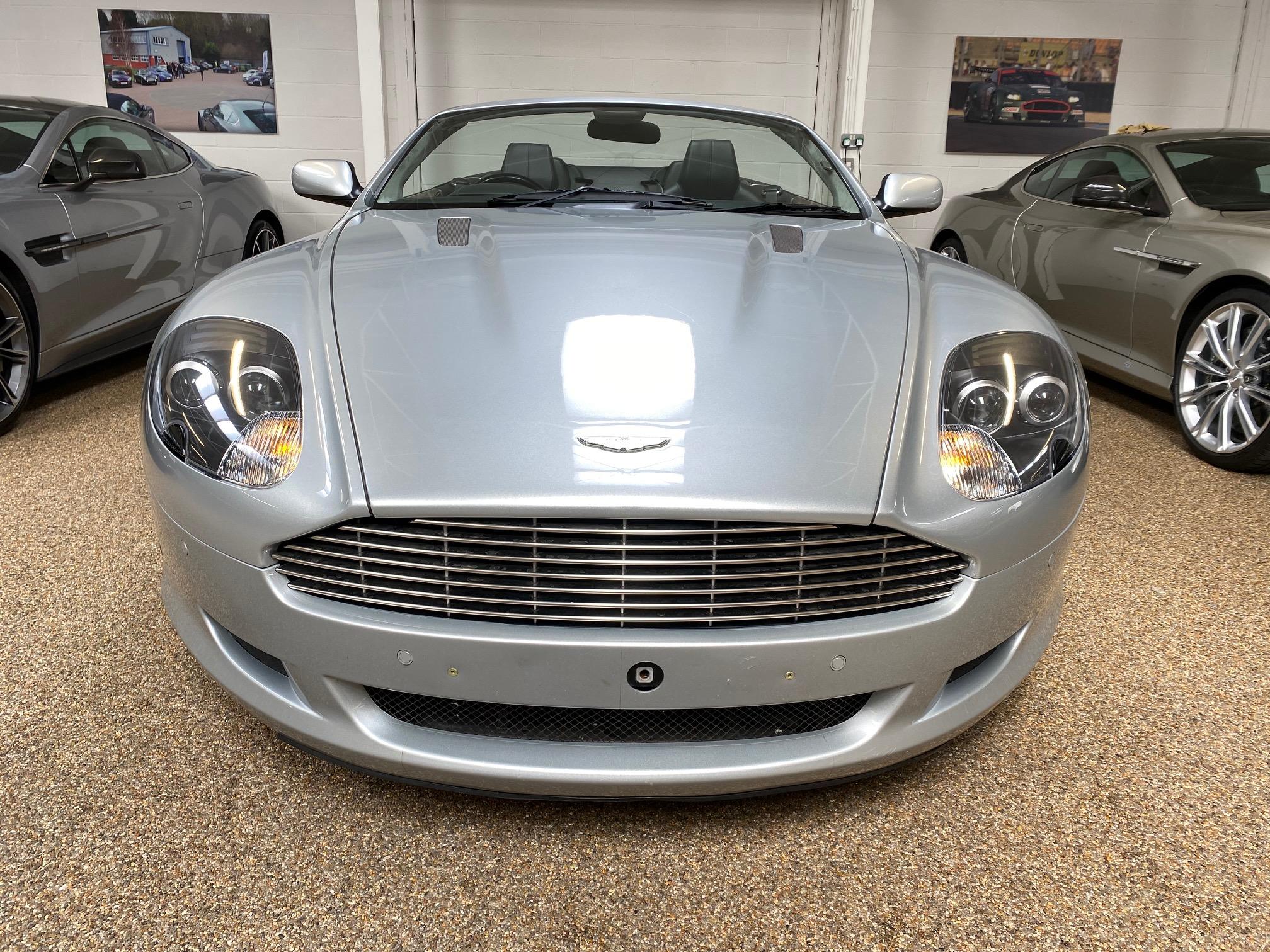 Used Aston Martin DB9 Volante
