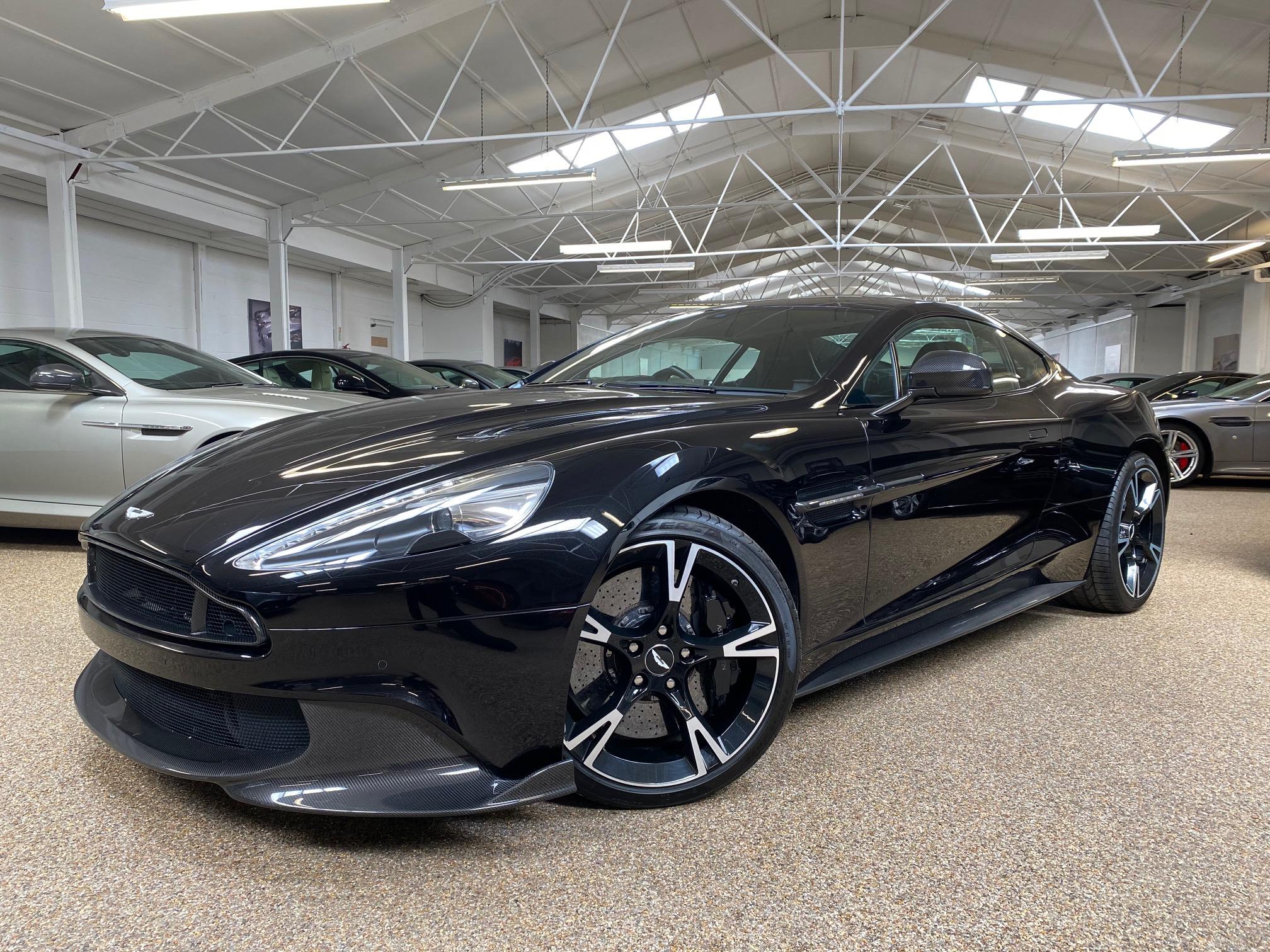 Used Aston Martin Vanquish S for sale