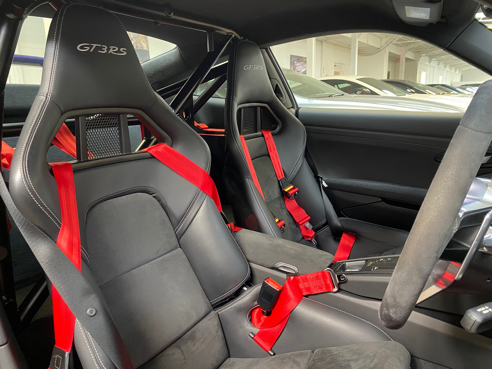 Used Porsche 911 GT3 RS