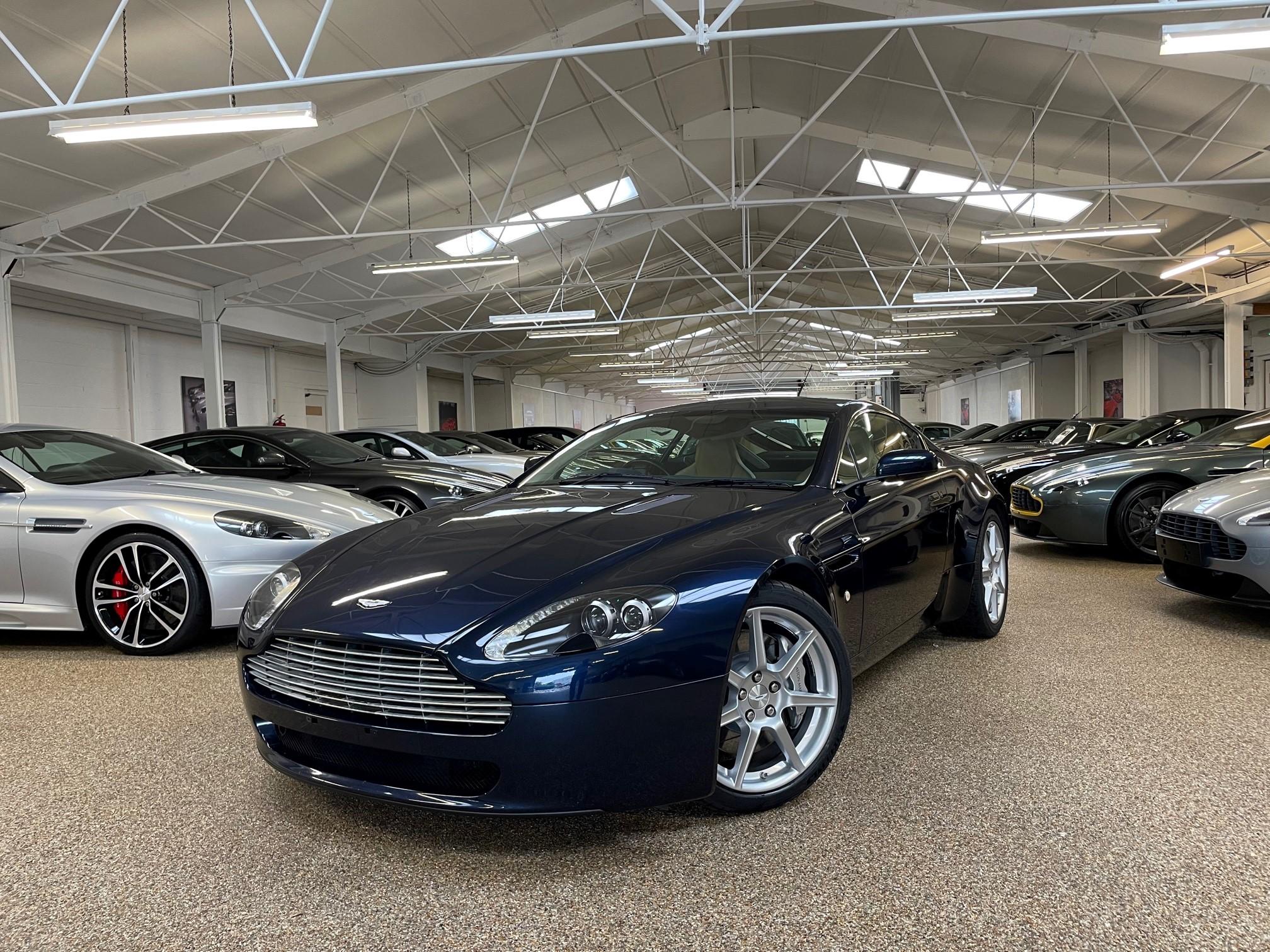 Used V8 Vantage foe sale.
